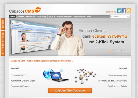 Cabacos CMS