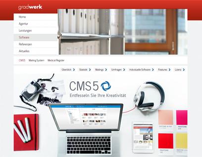 Gradwerk CMS5