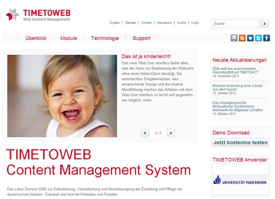 TIMETOWEB