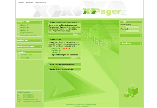 xPager